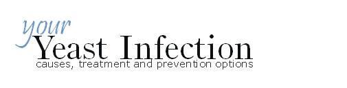 Your Yeast Infection | Causes, Prevention and Treatment Options Logo